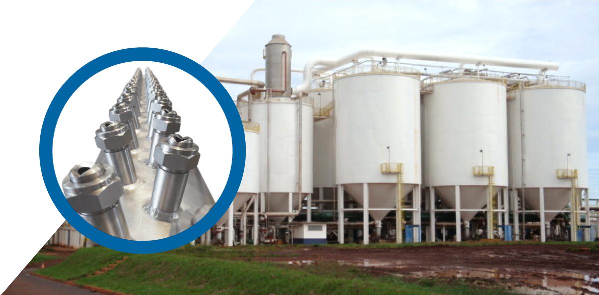 Usina tem incremento médio de R$ 400 mil por milhão de tonelada usando chuveiro com escova na embebição de moenda