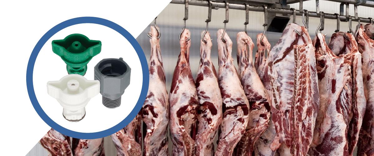 Com novos bicos de pulverização, frigorífico aumenta a receita diária